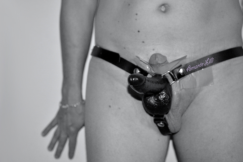 [Sextoy] Gimme luv & turn on the light