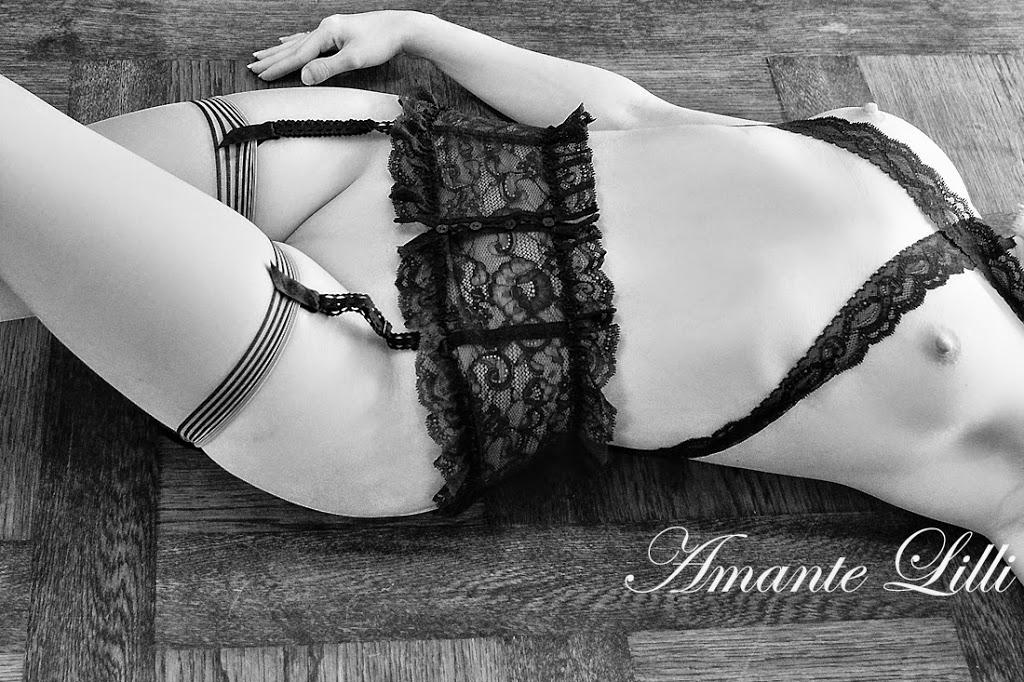 Erotisme et sensualité en porte-jarretelle