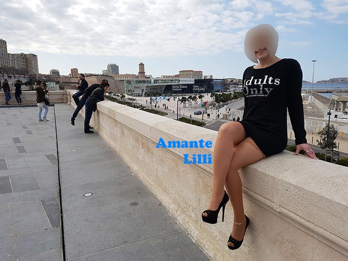 femme libertine Marseille